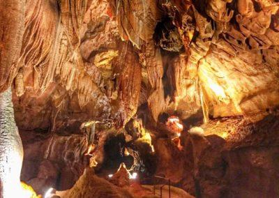 The Path Diamond Caverns